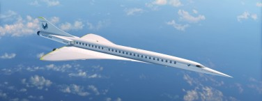 Boom Supersonic partners with NUMECA for their Computational Fluid Dynamics simulations