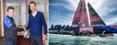 Interview: ETNZ and NUMECA talk about the importance of Computational Fluid Dynamics for winning the America's Cup