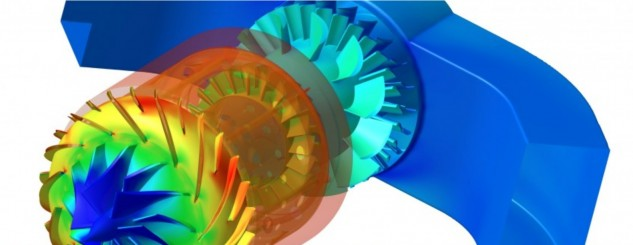 Fully-coupled 3D CFD engine simulations with the Nonlinear Harmonic method