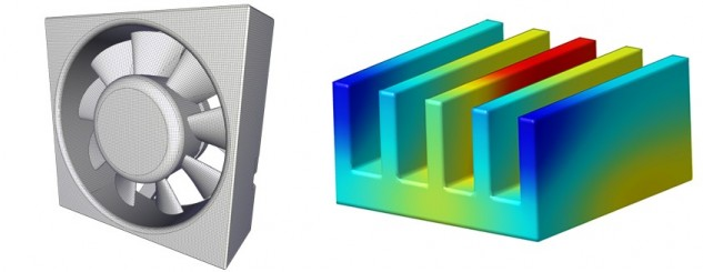 Take advantage of the new pressure-based solver in OMNIS™ for multiphysics simulation
