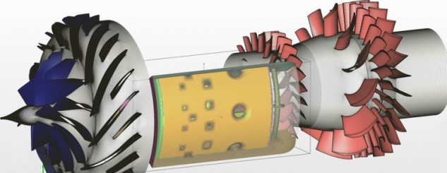 Combining structured and unstructured meshes: the Holy Grail for CFD engineers