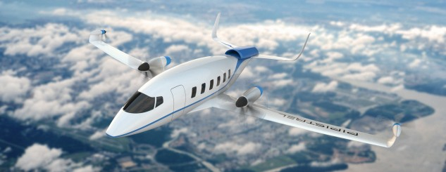 Pipistrel mitigates aviation noise emissions of DEP systems for electric aircraft