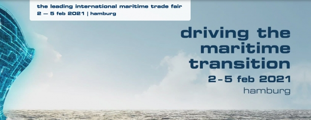 SMM, the leading maritime trade fair in Hamburg, Germany
