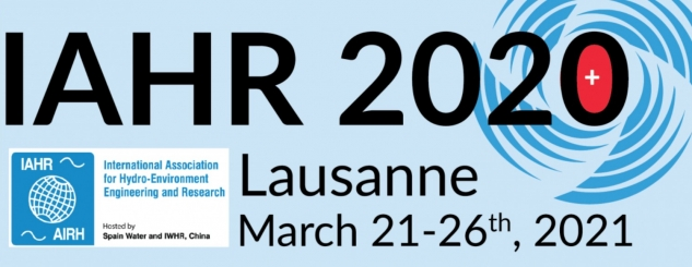 IAHR: Hydraulics Symposium in Lausanne, Switzerland
