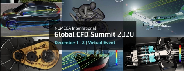 Coming this fall: NUMECA International Virtual User Meeting