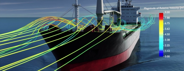 Webinar: CFD wind study for ship superstructures