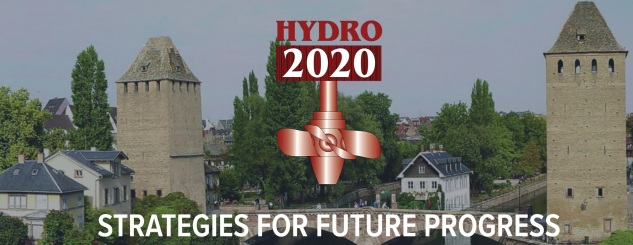 HYDRO 2020 in Strasbourg, France