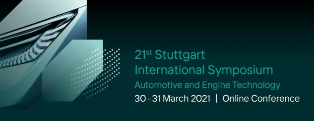 21st Stuttgart International Symposium: Automotive & Engine Technology