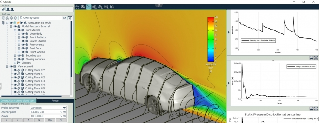 Webinar: End-to-end vehicle aerodynamics CFD analysis with streamlined design changes