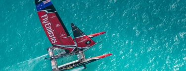 INTERVIEW: Emirates Team New Zealand about CFD in the America's Cup