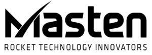 Masten Space Systems Logo - Black